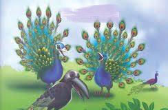 उधार के पंख - रोचक बाल कथा Udhar ke pankh Rochak bal katha