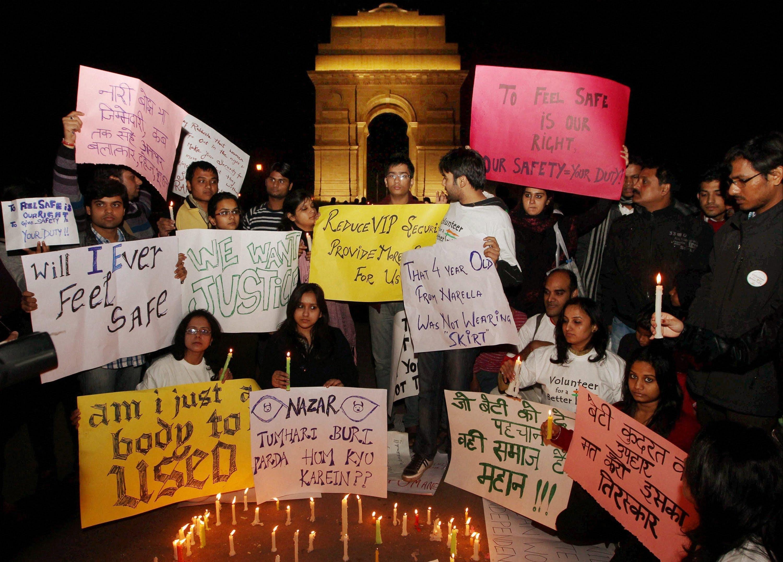 nirbhaya gang rape delhi protest juvenile justice bill