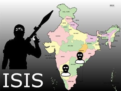 ISIS recruiting Indian Youth via Internet - Mumbai ATS