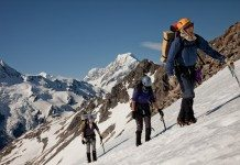 Essay on Mountaineering in Hindi