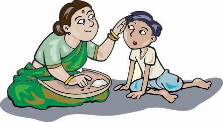 मां की शिक्षा – Prerak Prasang