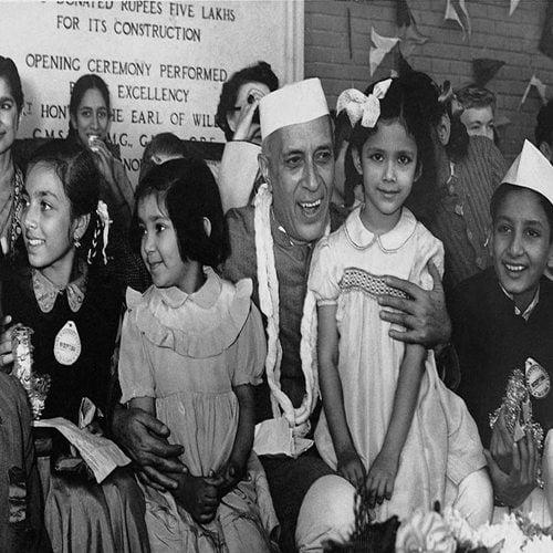 Hindi Essay on Baal Divas (14 November)