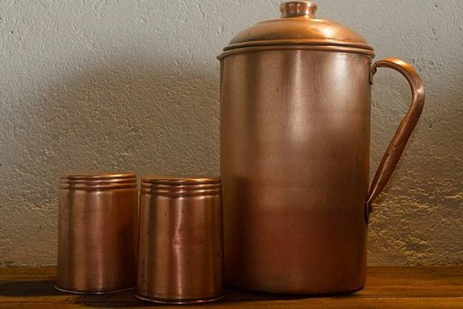 Home remedy in Hindi drink water in copper vessel