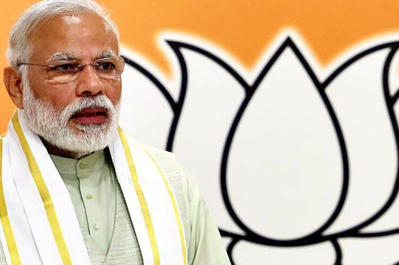 एनडीए की राजनीतिक प्रगति की रुपरेखा, नरेंद्र मोदी सरकार ने 3 साल पूरे किए