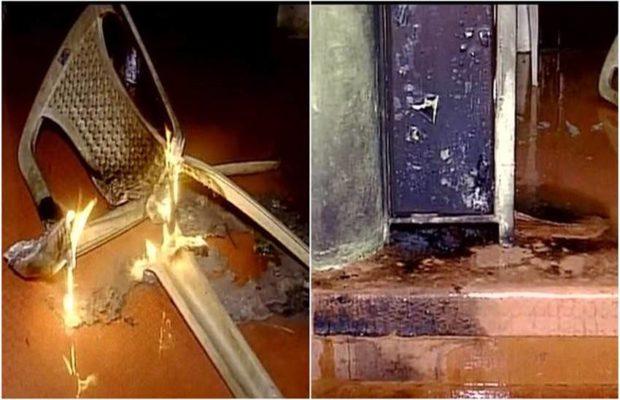 kerala bjp office blast