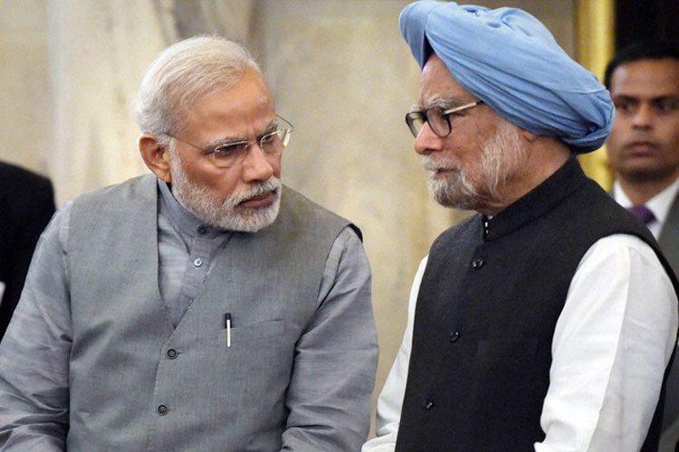 मनमोहन सिंह ने की हैं मोदी से ज्यादा विदेश यात्राएं -अमित शाह