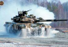 russian t 90