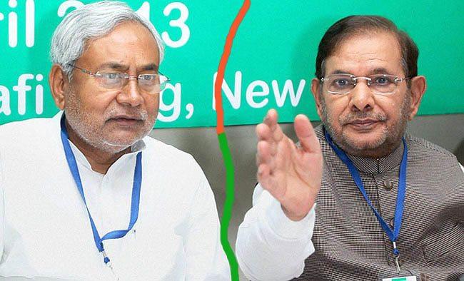 राज्यसभा में शरद यादव नहीं होंगे जदयू संसदीय दल के नेता