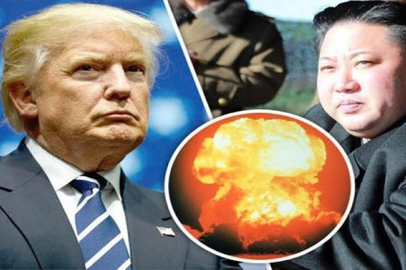 North Koreak ne di america par hamle ki dhamki